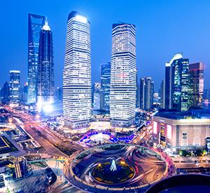 shanghai-sunset